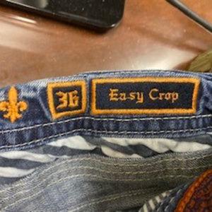 Rock Revival Ligela 36 Easy Crop Curvy